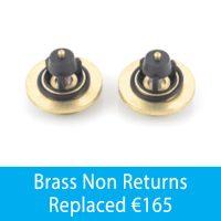 Brass Non Returns