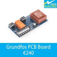Grundfos PCB Board
