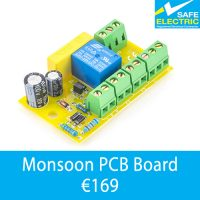 Monsoon PCB Board