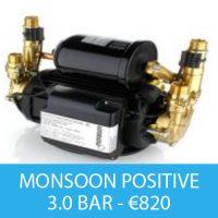 Monsoon Positive 3.0 Bar