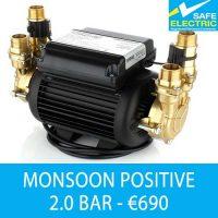 Monsoon positive 2.0 bar