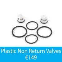 Plastic Non Return Valves