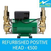 REFURBISHED POSITIVE HEAD