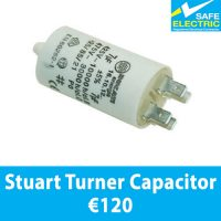 Stuart Turner Capacitor