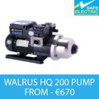 WALRUS HQ 200 PUMP
