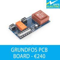 grunfos pcb board